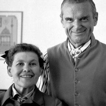 Charles and Rey Eames